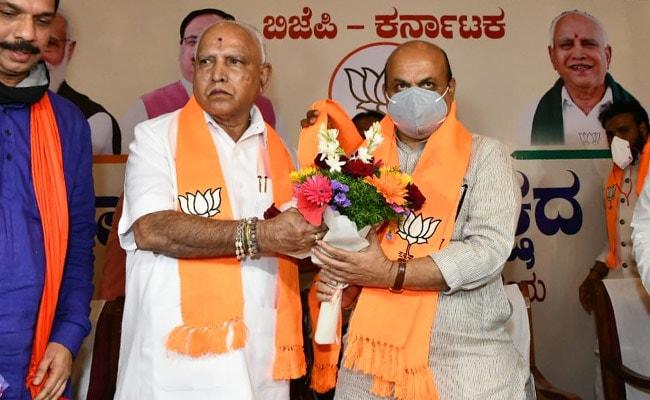 Enter Basavaraj Bommai As Chief Minister, BS Yediyruappa Approves