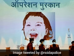Police In UP's Noida Reunite 78 Children With Parents