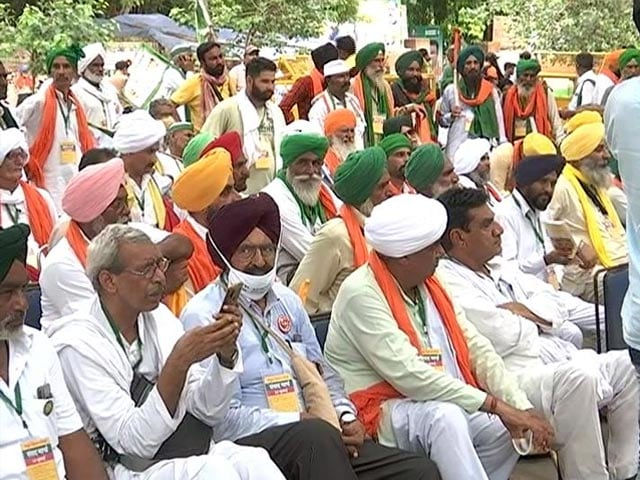 Video : Should Government, Farmers Talk Again? Ground Report From 'Kisan Sansad'