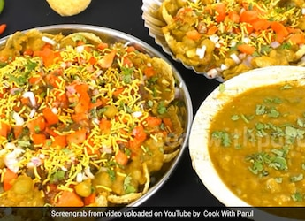 Watch: How To Make Bangalore's Special Masala Puri Chaat To Satiate Your Chaat Cravings