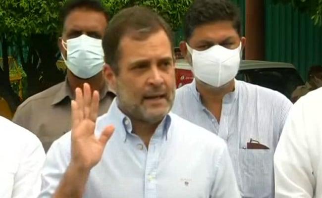 प्रधानमंत्री ने हमारे फोन में हथियार डाल दिया है : Pegasus Scandal पर बोले राहुल गांधी