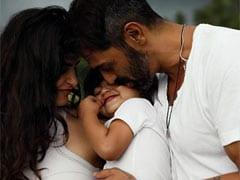Arjun Rampal And Girlfriend Gabriella Demetriades' Birthday Posts For Little Son Arik Light Up Instagram