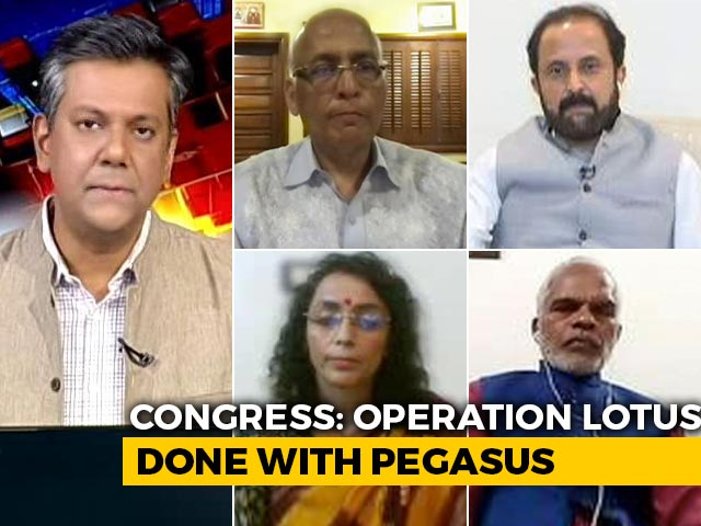 Video : Did A Pegasus Phone-Tap Help In Toppling The Karnataka Government In 2019?
