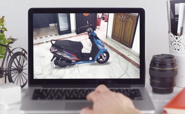 Video : Sponsored   Special Feature: Hero MotoCorp Virtual Showroom