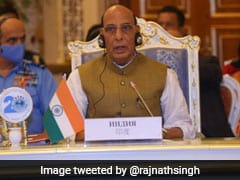 Support To Any Act Of Terrorism Is Crime Against Humanity: Rajnath Singh