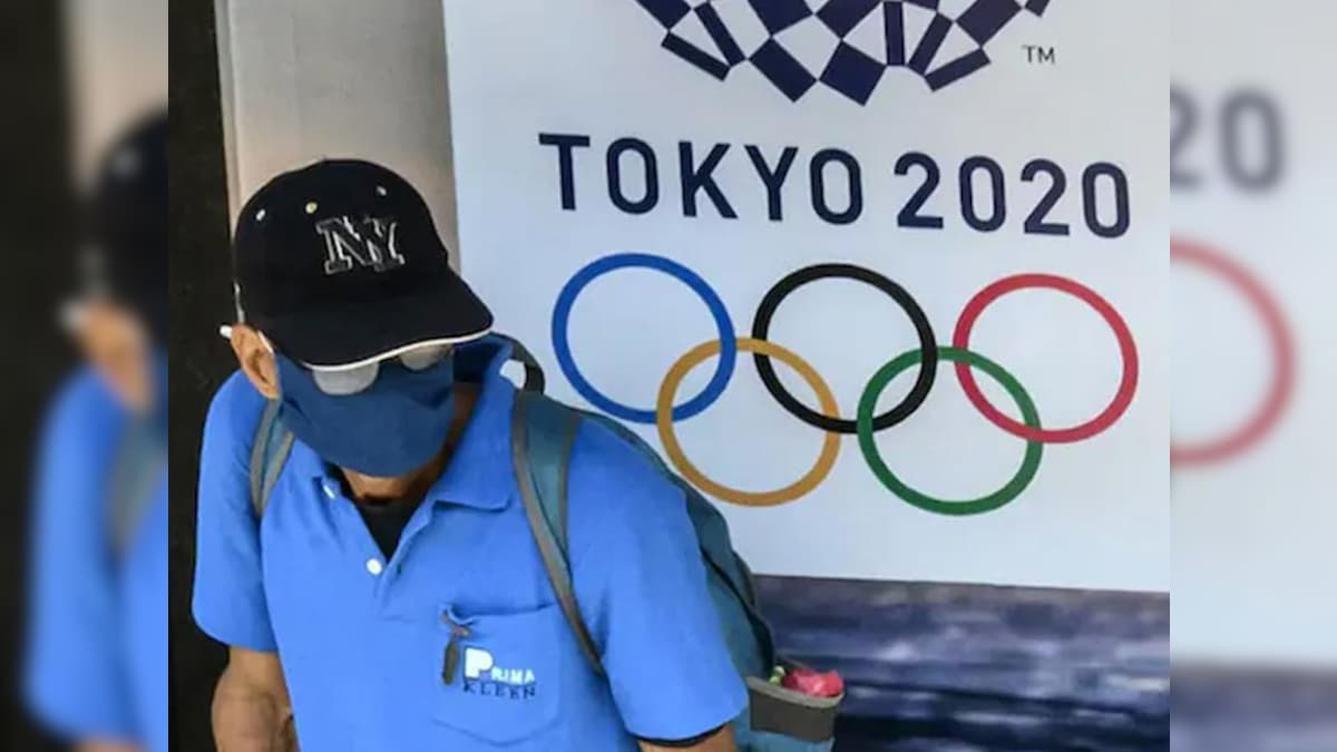 Tokyo Olympics: US Gymnast Tests COVID-19 Positive, Says Report |  Olympic News