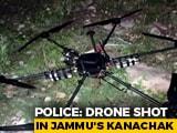 Video : Drone Shot Down 6 km Inside Indian Border, 5 kg Explosives Found: Cops