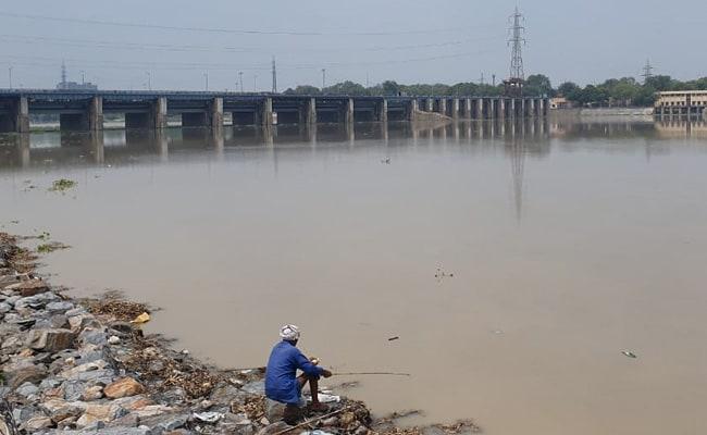 Yamuna Level Below Danger Mark Day After Delhi Sounded Flood Alert