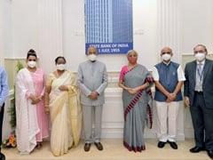 State Bank Of India Branch Inaugurated At Rashtrapati Bhavan