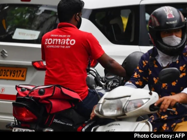 """Video : As #Reject_Zomato Trends, Firm Backs Agent, Says """"Ignorant Mistake"""""""