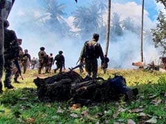 Philippines Seeks US Help On Data Recorders For Plane Crash Probe