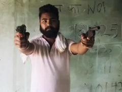 """Aspiring """"Don"""" From Uttar Pradesh Gets Jail Time For Brandishing Guns In Viral Video"""