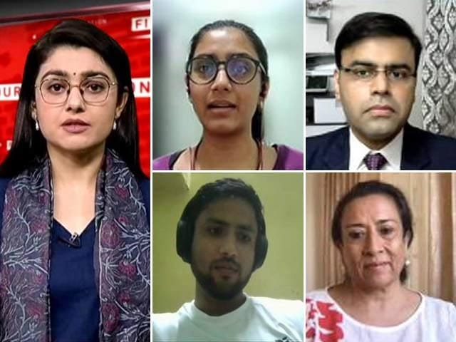 Video : A New Challenge For Indian Students: Sudden Flight Cancellations