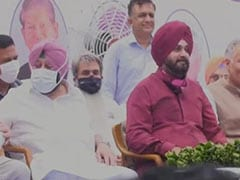 Police Case Filed For Violation Of Covid Guidelines At Navjot Sidhu Event