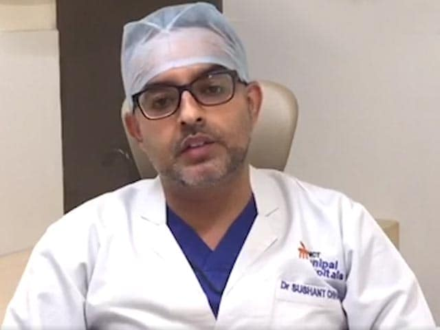 Video : National Doctors' Day Message: 'It's Better To Get The Vaccine Than Virus'