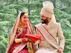 Yami Gautam And Aditya Dhar's Love Story Began During <i>Uri</i> Promotions