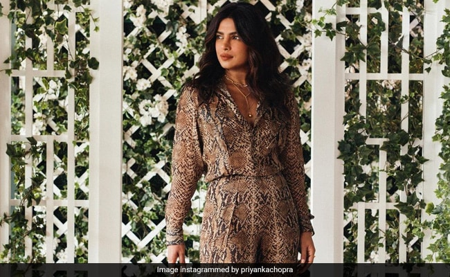 Priyanka Chopra's Well-Spent Weekend At Wimbledon With The 'Best Dates.' See Her Post