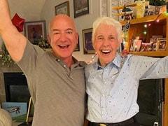 Trailblazing Pilot, 82, To Fly Into Space With Jeff Bezos