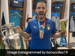 """Watch: How Italy's Star Defender Trolled England's """"It's Coming Home"""" Chant After Euro 2020 Final"""