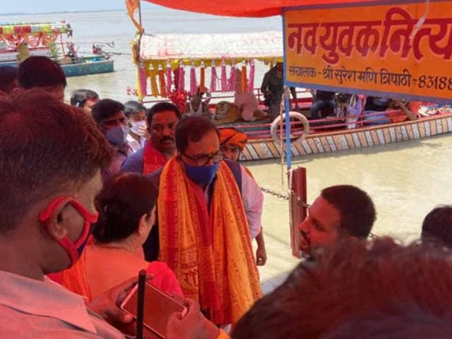 Video : As Polls Near, Ram Temple Push By Mayawati's Party At Ayodhya Meeting