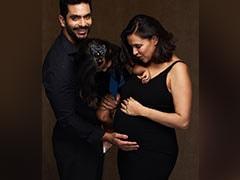 "Neha Dhupia And Angad Bedi Announce Second Pregnancy. ""Thank You, God,"" She Writes"