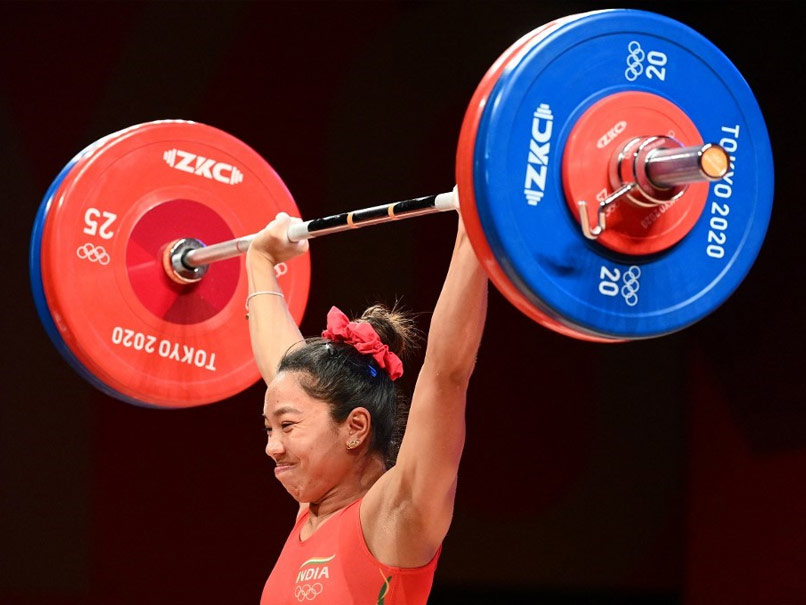 Watch: Special Moment When Mirabai Chanu Won Indias 1st Medal In Tokyo