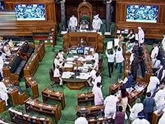 ''Very Hurt'' Over Opposition MPs Flinging Papers At Chair: Lok Sabha Speaker Om Birla