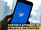"""Video : """"Twitter In Breach Of Law Of The Land"""": Centre Tells Delhi High Court"""