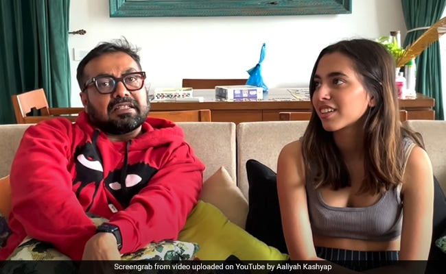 Aaliyah Kashyap Says She Received 'Full-On Hate' For Discussing Sex And Pregnancy With Dad Anurag Kashyap
