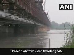 Yamuna Water Level Recedes Below 'Danger Mark' In Delhi