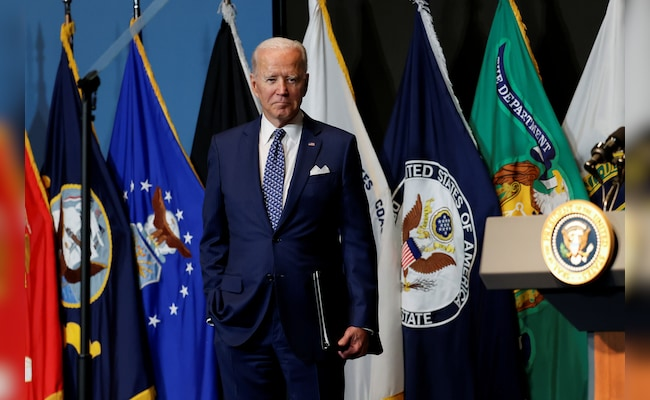 If US Has 'Real Shooting War' It Could Be Result Of Cyber Attacks: Joe Biden