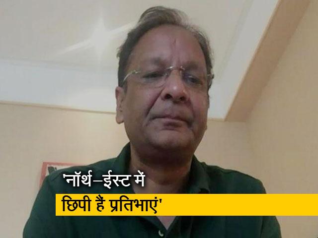 """Video : """"नॉर्थ-ईस्ट से कई और वर्ल्ड चैंपियन निकलेंगे"""", अजय सिंह ने NDTV से कहा"""