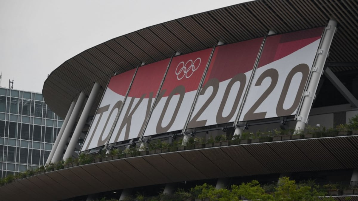 Tokyo Games: Two Athletes Positive For COVID-19 In Olympic ...
