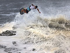 Tokyo 2020: Brazil's Italo Ferreira Wins First Ever Olympic Surfing Gold