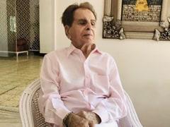 "Dilip Kumar Is ""Stable, Still In ICU,"" Says Wife Saira Banu"