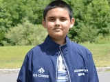 Video : 12-Year-Old Abhimanyu Mishra Becomes Youngest Grandmaster In Chess History