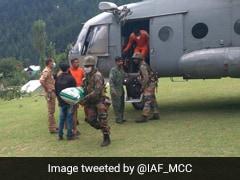 IAF Makes 8 Sorties To Cloudburst-Hit J&K Village As Rescue Operation Intensifies