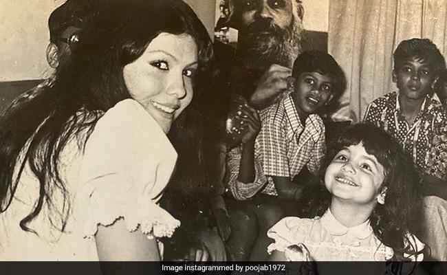 Pooja Bhatt's Birthday Posts For Her 'Ever Gorgeous' Mom Kiran Bhatt Are Pure Throwback Gems