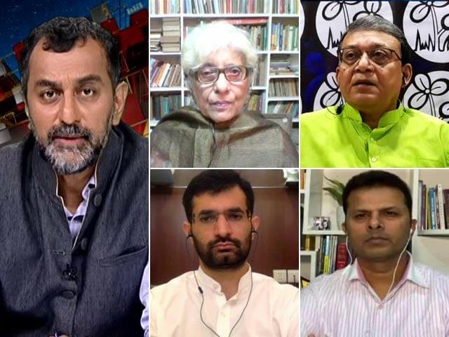 Video : Mamata Banerjee Sets Up Panel To Investigate Pegasus Scandal