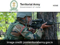 Territorial Army Application Process Begins On July 20; Details Here