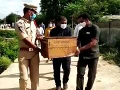 1,000 Gelatin Sticks, 3,000 Detonators, Stored In An Abandoned Building, Seized In Telangana