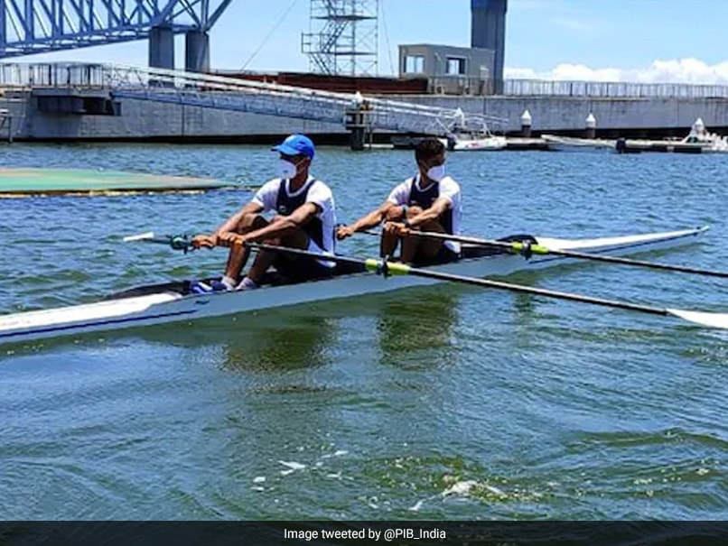 Tokyo Olympics: Rowers Arjun Lal Jat, Arvind Singh Fail To Qualify For Lightweight Double Sculls Final