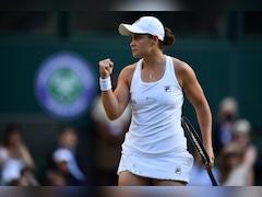 Wimbledon: Ashleigh Barty Sets Up Last 16 Clash With Barbora Krejcikova