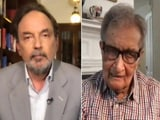 Video : 'Tolerance A Long Tradition Of India, We've Moved Away From That': Amartya Sen