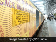 Railways Starts Rolling Out Rajdhani Express With Upgraded Tejas Coaches