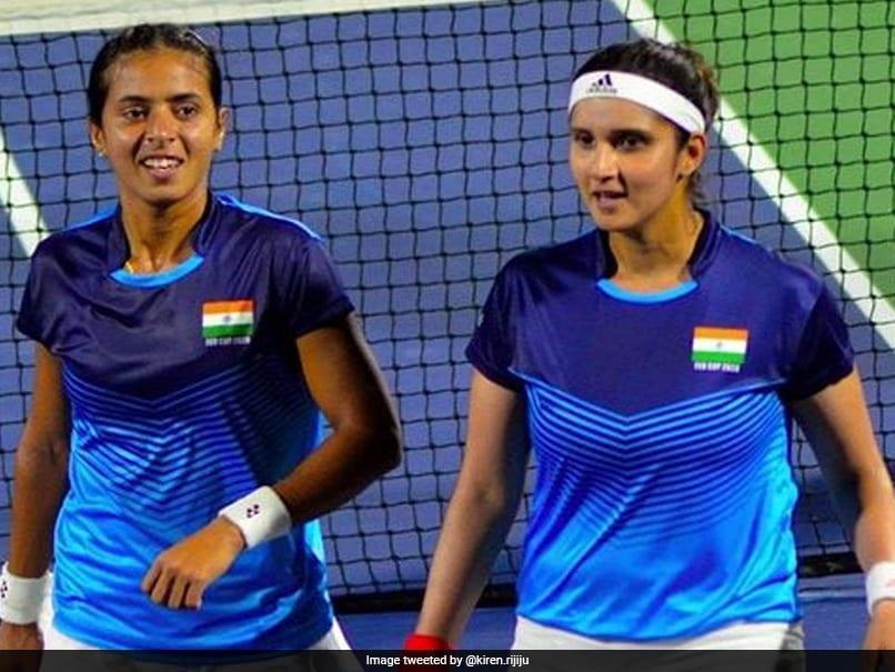 Tokyo Olympics: Tennis Hopes Rest On The Pair Of Sania Mirza And Ankita Raina