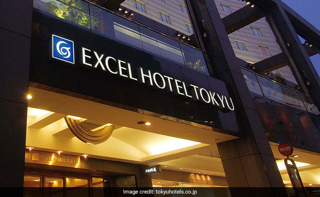 Olympics-Tokyo Hotel Apologises For 'Japanese Only' Elevator Signs