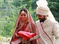 How Yami Gautam And Aditya Dhar Celebrated One-Month Wedding Anniversary