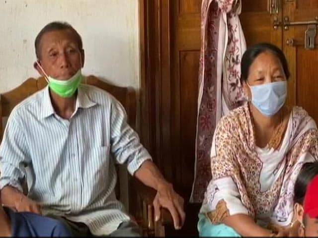 Video : Mirabai Chanu's Family In Manipur Rejoice With The Nation