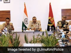 Focus On Curbing Narco-Trafficking: J&K Police Chief Tells Officials